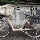 値下げしました】ブリジストン 子供乗せ自転車