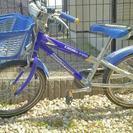 【無料】男児用自転車18インチ