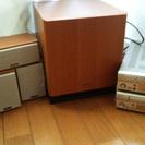 中古美品☆DENONホームシアターDHT-300DV 2003年製