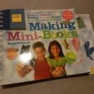 【洋書】【子供向け】Making Mini Books