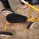 無印良品 三輪車 黄色