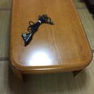 ニトリ こたつテーブル 夏は普通のテーブルとしても使って頂けます。