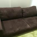 綺麗な3人掛けソファーです!