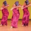 恵比寿でフラダンス!