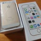 iPhone 5S 64GB SIMFREE 新品同様リファーブリ...