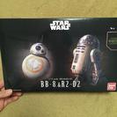 R2D2&BB8プラモデル