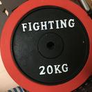 Fighting 40kg