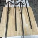DIY  アイアン テーブル鉄脚