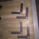 アイアン 鉄脚 テーブル脚 材料