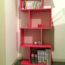 綺麗な本棚兼テレビ台です!