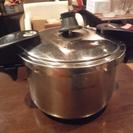 手渡し限定!ワンダーシェフ 魔法のクイック料理圧力鍋とジップロック...
