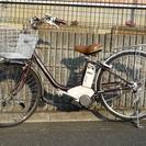 ブリヂストンアシスタスーパーリチウム電動自転車26インチ平成20年購入品