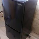 【送料込み!】一人暮らしに最適☆ SHARP製 冷凍冷蔵庫 SJ-14R