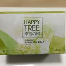 【値下げ!】ハッピーツリーの石鹸