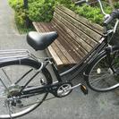 きれいな自転車 変則機能付き