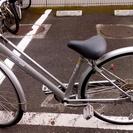 シマノ変速ギアつき自転車