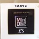 新品未開封 SONY MDW-74C MDディスク (ESシリーズ...