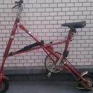 【さらに値下げしました】17BICYCLE エクスウォーカー(旧型...