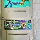 ロックマンXとX2