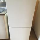 無印冷蔵庫2012年製