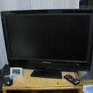 26型テレビ PRODIA PRD-LA103-26B