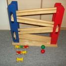中古木製知育玩具