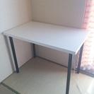 IKEA ダイニングテーブル白