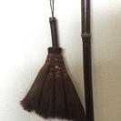 日本の伝統工芸品 棕櫚ほうき