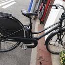 電動自転車(*´∇`*)