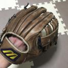 MIZUNOの野球グローブ