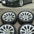 新品タイヤ付 BMW アルミホイール 19インチ 4本セット