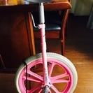 一輪車‥おそらく18インチ
