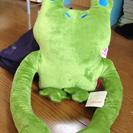 【新品】カエルのぬいぐるみ