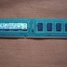デスクトップ メモリー DDR3  1GB PC3-10600  ...