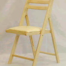 木製 折り畳みチェア