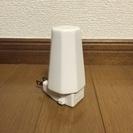 森修焼 自然健康陶器 静電気安定装置 アーススタビライザー コンセ...