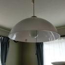 ペンダント型照明(松下電工製引掛シーリング)差し上げます。