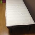 イケア シングルソファーベッド  ベッドパッド付き