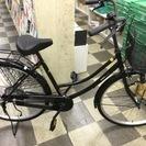[2940]中古自転車 リサイクル自転車 シティサイクル ママチャ...