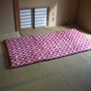 客用の敷布団