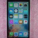SB iPhone5S 16GB スペースグレイ 白ロム スマホ 本体