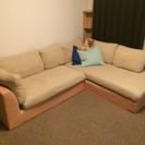 L字型ソファー