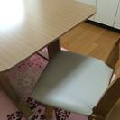 ダイニングテーブル&回転椅子