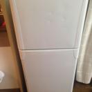 TOSHIBA 冷蔵庫 2ドアタイプ