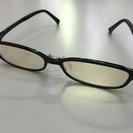 @値下げ【美品】JINS PC (ブルーライトカット眼鏡)