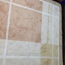 電気カーペット用カバー180cm×180cm正方形