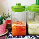 今話題の発酵ドリンク🍹酵素ジュース手作り教室