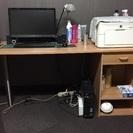 【再出品】急募!オフィスデスクと椅子