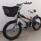 子供用18インチ 自転車 中古品