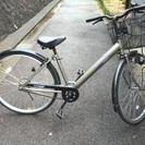 自転車 交渉中